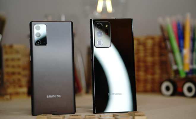 Ini Perbandingan Spesifikasi Galaxy Note 20 dan Versi Ultra dengan Selisih Harga 3 Jutaan