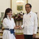 Gara-gara Keceplosan Soal 'Foto Bareng Jokowi', Artis Ike Muti Disomasi Pemprov DKI