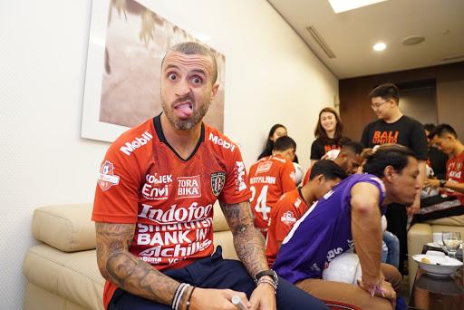Ini Alasan Pemain Lokal Ingin Tiru Pola Makan Sehat Mantan Rekan CR7, Paulo Sergio