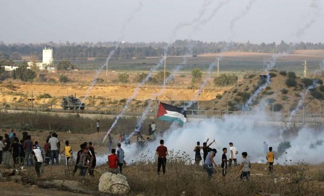 Israel Kembali Gempur Gaza