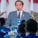 Di HUT PAN Jokowi Sebut Ada Pihak yang Terusik dengan Perubahan, Sindir Siapa?