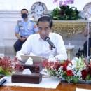 Jokowi Akui Angka Kematian Corona di Indonesia Lebih Tinggi dari Rata-rata Global