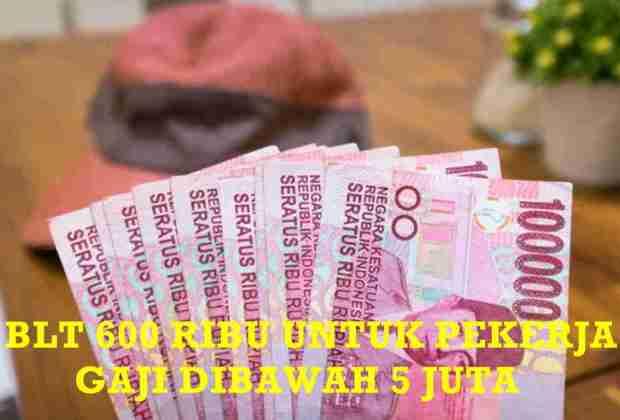Kamu Termasuk Penerima Bantuan Rp 600 Ribu dari Jokowi? Coba Cek dengan Cara ini