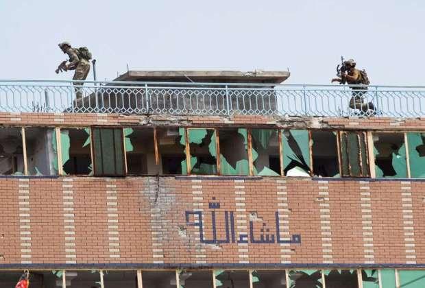 Kelompok ISIS Serang Penjara di Afghanistan