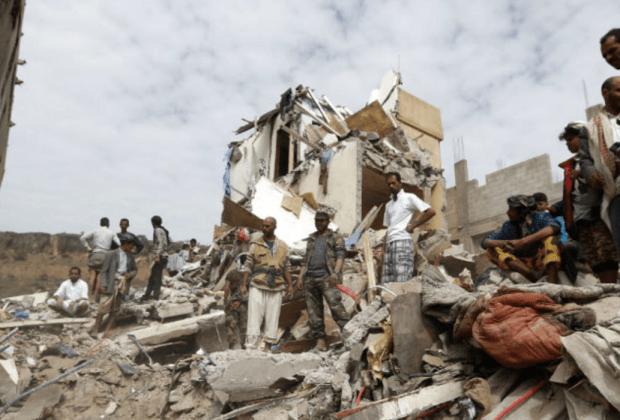Lagi, Serangan Udara Agresor Saudi Tewaskan Anak-anak Yaman