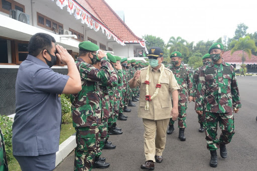 Prabowo Wacanakan Pendidikan Militer 1 Semester untuk Mahasiswa, Buat Apa?