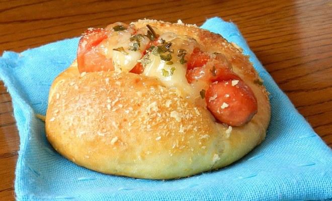 Sarapan Nikmat dengan Mini Garlic Sosis Bread, Begini Cara Buatnya