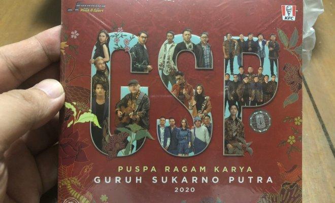 Sederet Musisi Beda Generasi Warnai Album 'Puspa Ragam Karya' Guruh Sukarno Putra
