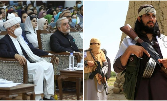 Afghanistan Putuskan Bebaskan Tahanan Kelas 'Kakap' Taliban