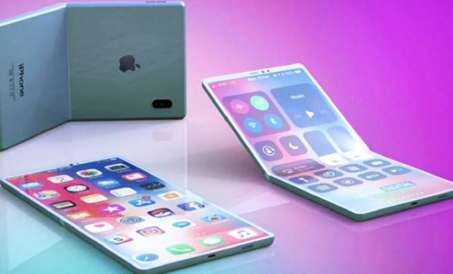 Apple Bakal Pesan Layar Lipat dari Samsung untuk Produksi iPhone Seri Terbarunya
