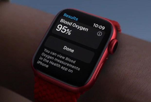 Apple Watch Series 6 Mampu Deteksi Gejala Happy Hypoxia Pasien Corona