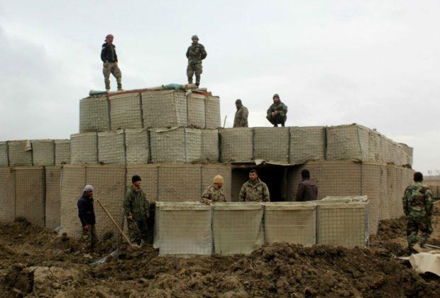 Baku Tembak Warnai Pembicaraan Damai Afghanistan-Taliban