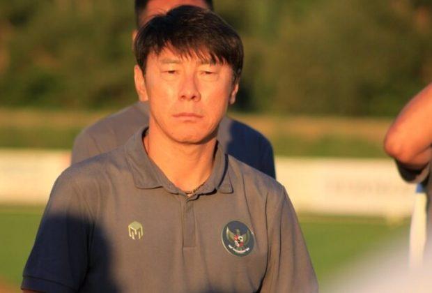 Catatan Positif Shin Tae Yong Hadapi Kesebelasan Timur Tengah