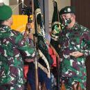 Pangkat Pangkostrad Eko Samai Pangkat Menhan Prabowo