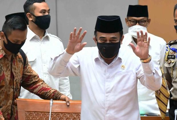Divonis Positif Corona, Menteri Agama Mohon Doa