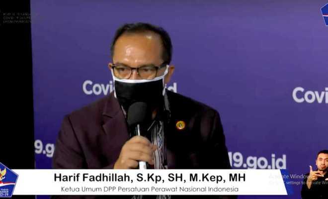 Giliran Tenaga Kesehatan yang Mulai Kewalahan Minta Jokowi Tunda Pilkada, Masih Tak Bakal Digubris Juga?