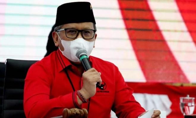 Larang Kepala Daerah PDIP Ambil Keputusan untuk Pencitraan, Hasto Nyinyir ke Anies?