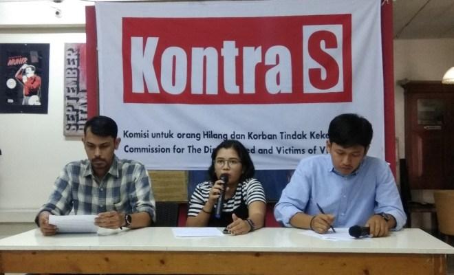 Jokowi Diminta Cabut Keppres Pengangkatan Dua Pejabat Kemenhan Eks Tim Mawar
