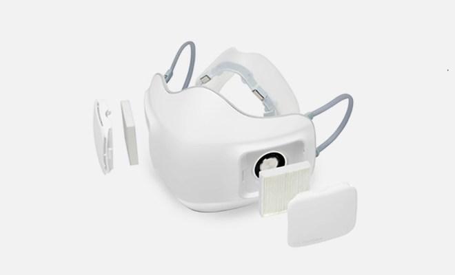 LG Luncurkan Masker Canggih Pakai Filter dan LED Ultraviolet