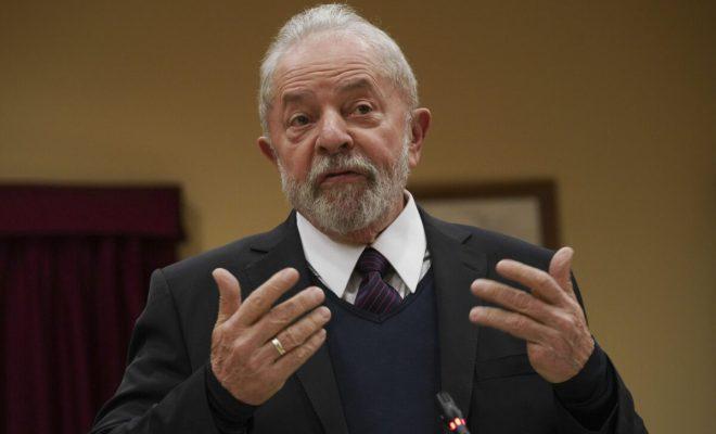 Mantan Presiden Brasil Lula Bakal Dukung Siapa pun Lawan Bolsonaro di Pilpres 2022