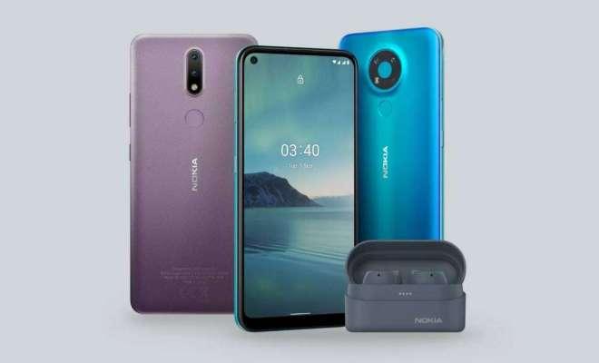 Nokia 2.4, Nokia 3.4, dan Nokia C3