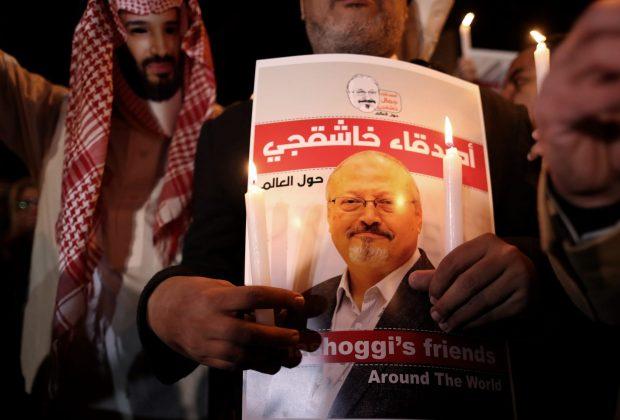 Peradilan Rahasia Saudi untuk Kasus Khashoggi, Dipuji Keluarga Dikecam Tunangannya