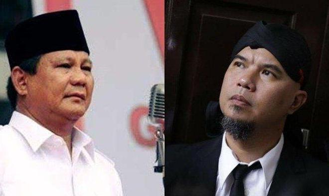 Babak Baru Dunia Politik Ahmad Dhani, Ditunjuk Langsung oleh Prabowo Jabat Pos Penting ini