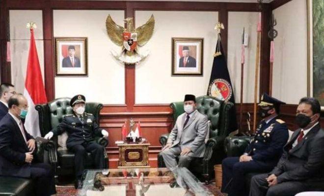 Prabowo Blak-blakan Soal Isi Pertemuannya dengan Menhan China di Jakarta