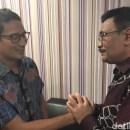 Dulu Tarung Sengit di DKI, Kini Sandi-Djarot Kompak Dukung Menantu Jokowi