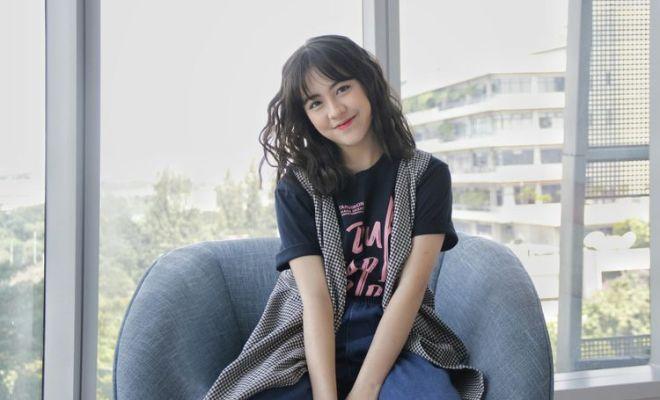 Adhisty Zara Ingin Bintangi Drama Korea 5 Tahun Lagi