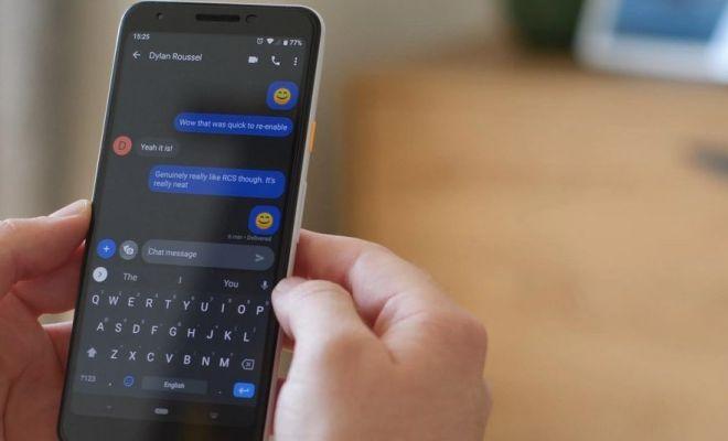 Demi Hemat Pulsa, Pengguna Google Message di Android Bisa Ubah SMS Seperti WhatsApp