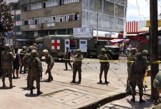 Filipina Ringkus WNI Diduga Calon Pelaku Bom Bunuh Diri