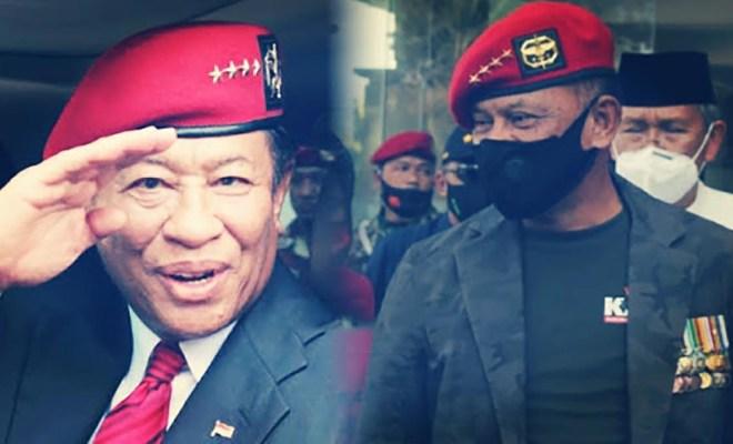 Sindir Gatot Nurmantyo Soal Isu Kebangkitan PKI, Agum Gumelar: Isu Basi!