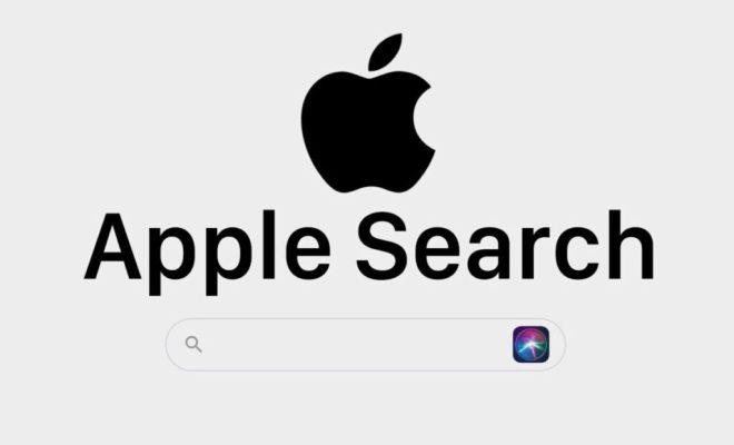 Ingin Mandiri, Apple Siap Bangun Mesin Pencarian Sendiri