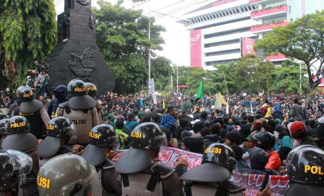 Kapolda Jateng: Sampai Saat ini Situasi Jawa Tengah masih Terkendali dan Kondusif