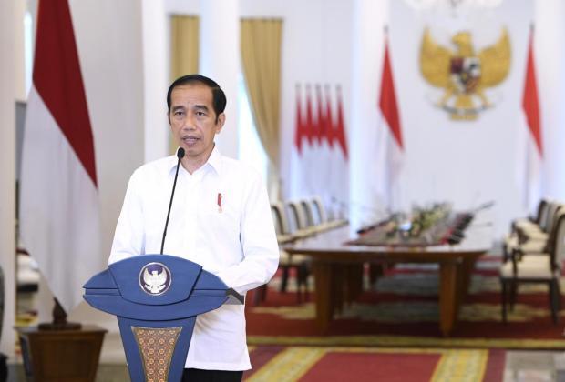 Jokowi Minta para Gubernur Dukung Omnibus Law, Begini Respons Anies Baswedan