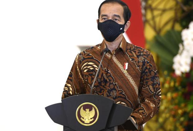 Jokowi Blak-blakan Ungkap Alasan Kebut RUU Cipta Kerja di Tengah Pandemi