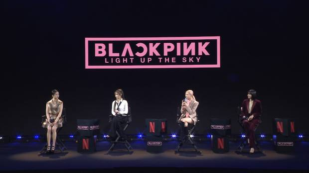 Kenali BLACKPINK Lebih Personal Lewat Film Dokumenter 'Light Up the Sky'