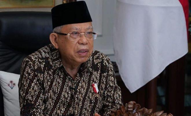 Mulai Berani Bersuara Beda dengan Jokowi, Ma'ruf Amin Pilih Pilkada Sebaiknya Ditunda