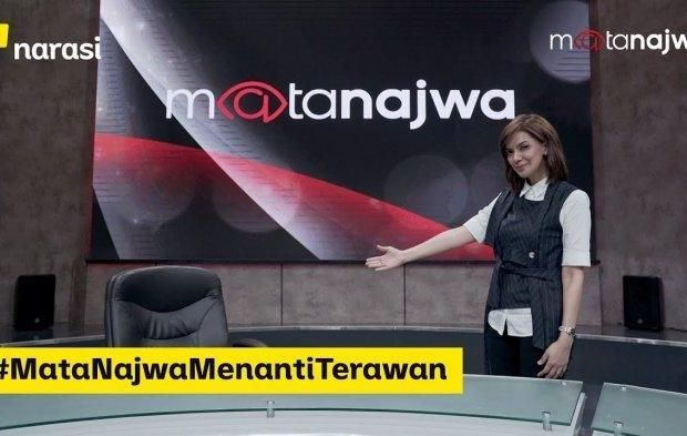 Laporkan Najwa Shihab ke Polisi, Dewan Pers Sebut Relawan Jokowi Kurang Kerjaan