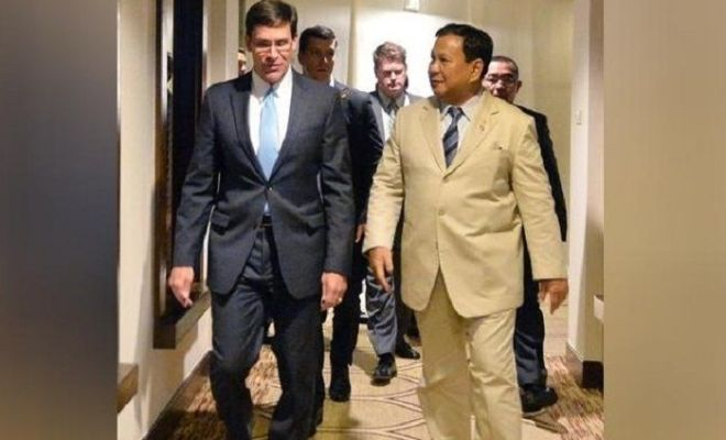 Menhan AS Blak-blakan Ungkap Alasan Utama Undang Prabowo ke Pentagon