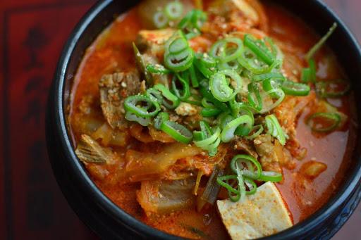 Resep Kimchi Jjigae, Sup Khas Korea yang Menyehatkan