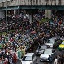 Ribuan Massa Turun ke Jalan Protes Tindak Kekerasan Pemerintah di Thailand