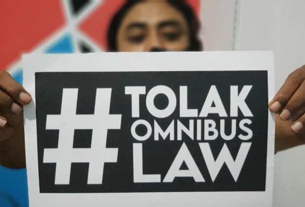 Ada 3 Nama Besar di Antara 5 Kepala Daerah Penolak Omnibus Law Cipta Kerja