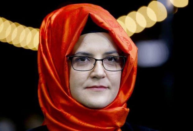 Tunangan Khashoggi Gugat Saudi di Pengadilan AS