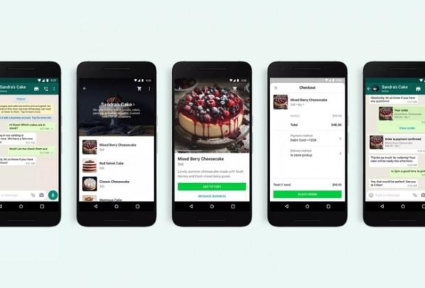 WhatsApp Rilis Fitur 'Belanja', Pelengkap 'Katalog'