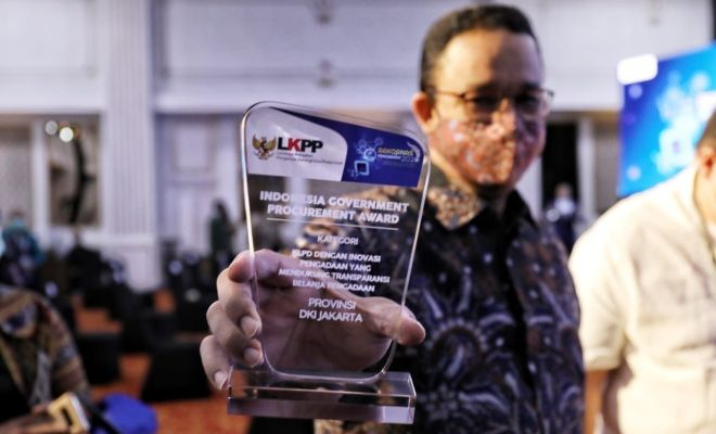 Kejutan! Usai 'Digarap' Polisi, Anies Lagi-lagi Malah Dapat Penghargaan