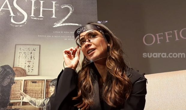 Bintangi 'Asih 2', Marsha Timothy Tak Sabar Film Terbarunya Tayang di Bioskop