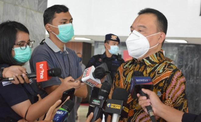 DPR Tunggu Nama Calon Kapolri Baru dari Jokowi