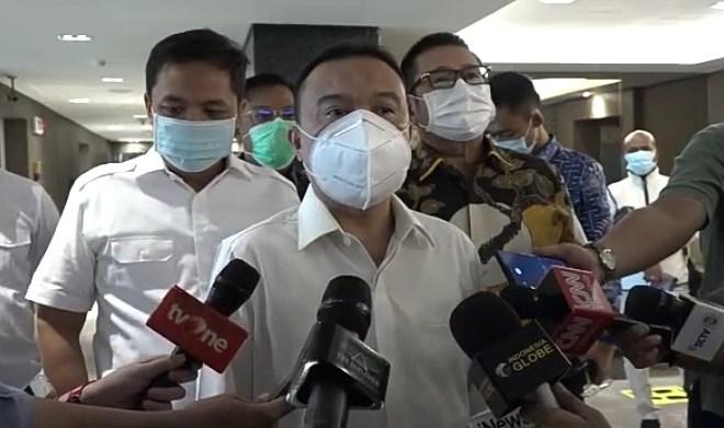 Arahan Prabowo ke Partai Gerindra Usai Edhy Prabowo Ditangkap KPK